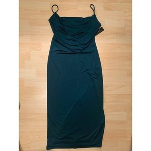 Lulus Midi Dress - Green